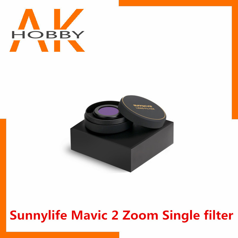 Sunnylife Mavic 2 Zoom Lens Filter ND4 ND8 ND16 ND32 CPL MCUV filter for DJI Mavic 2 Zoom Drone