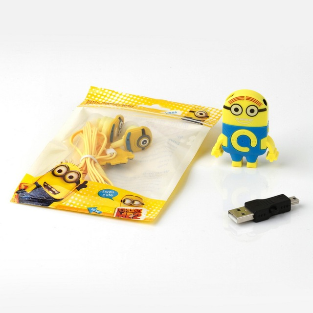 Cartoon Despicable Me Minions Download Free Music MP3 Player