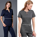 Free DHL 30set summer uniformes hospital women medical clothing nursing scrubs clothes set dental clinic beauty salon nurse slim