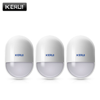 KERUI P829 PIR Motion Detector 433 MHz Wireless Home Security Buglar Alarm Infrated Sensor Work With K52 W18 System - discount item  15% OFF Security Alarm