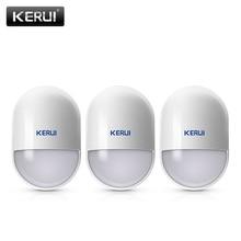 KERUI P829 PIR Motion Detektor 433 MHz Wireless Home Sicherheit Buglar Alarm Infrated Sensor Arbeit Mit KERUI K52 W18 Alarm system