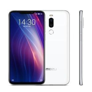 Image 3 - Téléphone portable Original Meizu X8 4G 64G 4G LTE Snapdragon 710 Octa Core 6.2 2220x1080P double caméra arrière 3210mAh empreinte digitale