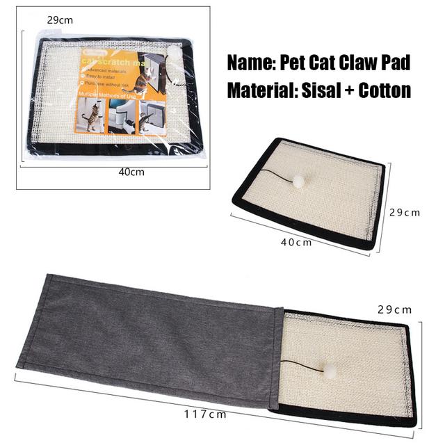 Cat Scratch Mat