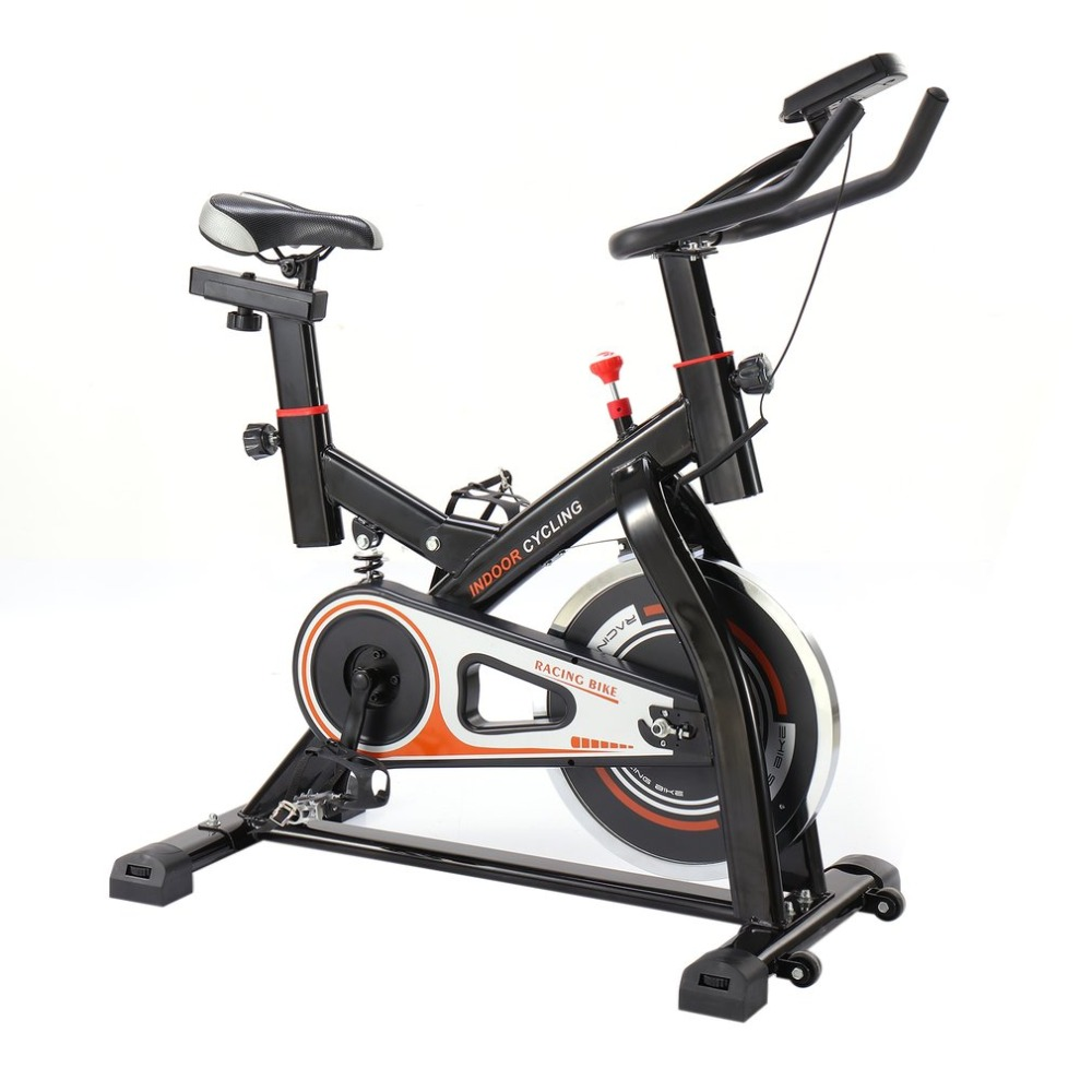 CY-S501 Exercise Bike Durable Pedal Exercise Bicycle Indoor Cycle Household Fitness Bicycle Exercise Equipment healthy soho office spinning bicycle super mute household magnetic bike with table back pedal fitness equipment dynamic bike