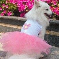 高級ビッグ大型犬ドレスチュチュスカートペット猫犬プリンセスウェディングドレス夏ゴールデンレトリバーピットブル犬服コスチューム