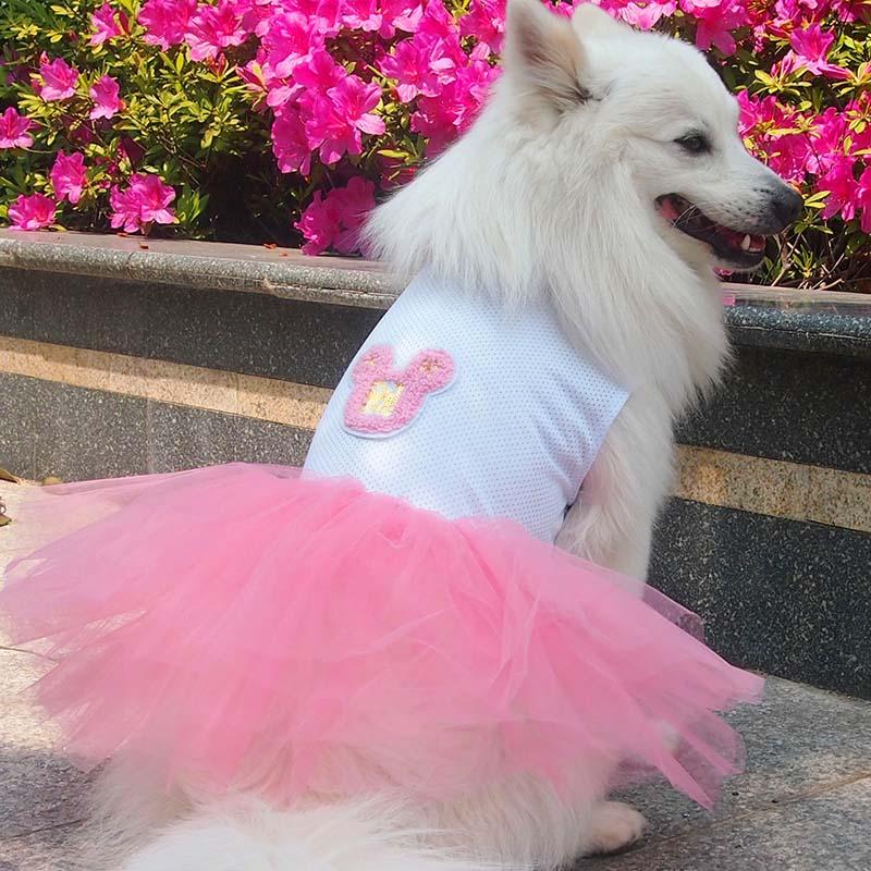 Moderno Traje Del Vestido De Boda Del Perro Ornamento - Ideas de ...