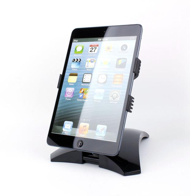 Soporte para teléfono ajustable, plástico soporte para teléfono tabley, holder para tablet pc y el teléfono de la tableta sostenedor flexible