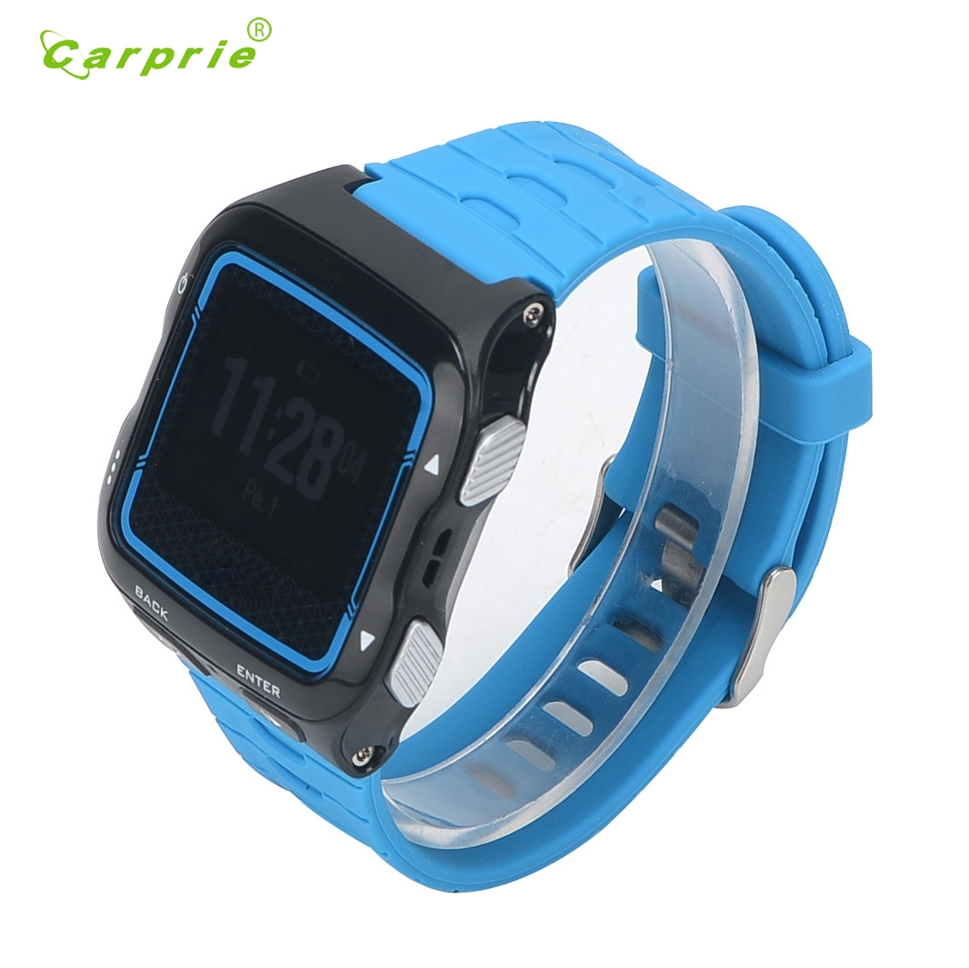 CARPRIE Soft Silicone Replacement Wrist Watch Band for