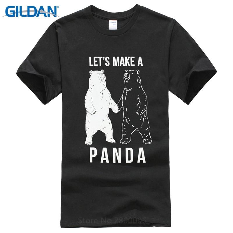 Men's Clothing Adroit 2017 New Sleeves Fashion Short Sleeve Top Crew Neck Mens Great Let Make A Panda Bear Clown Bundy Dahmer Lsd T Shirt Good Heat Preservation T-shirts