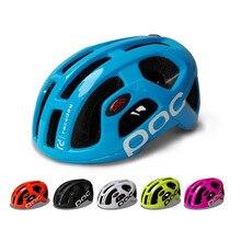 2017 Cycling Helmet Road Mountain Cycle Helmet In-mold Bicycle Helmet Ultralight Bike Helmet Casco Ciclismo M Size 54-60CM