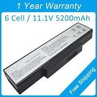 6 cell laptop batterij A32-N71 voor asus N73 N73F N73G N73J N71 N71V K73J N73V X72 X72F X7AD X72J X73E K73B X73S 70-NXH1B1000Z