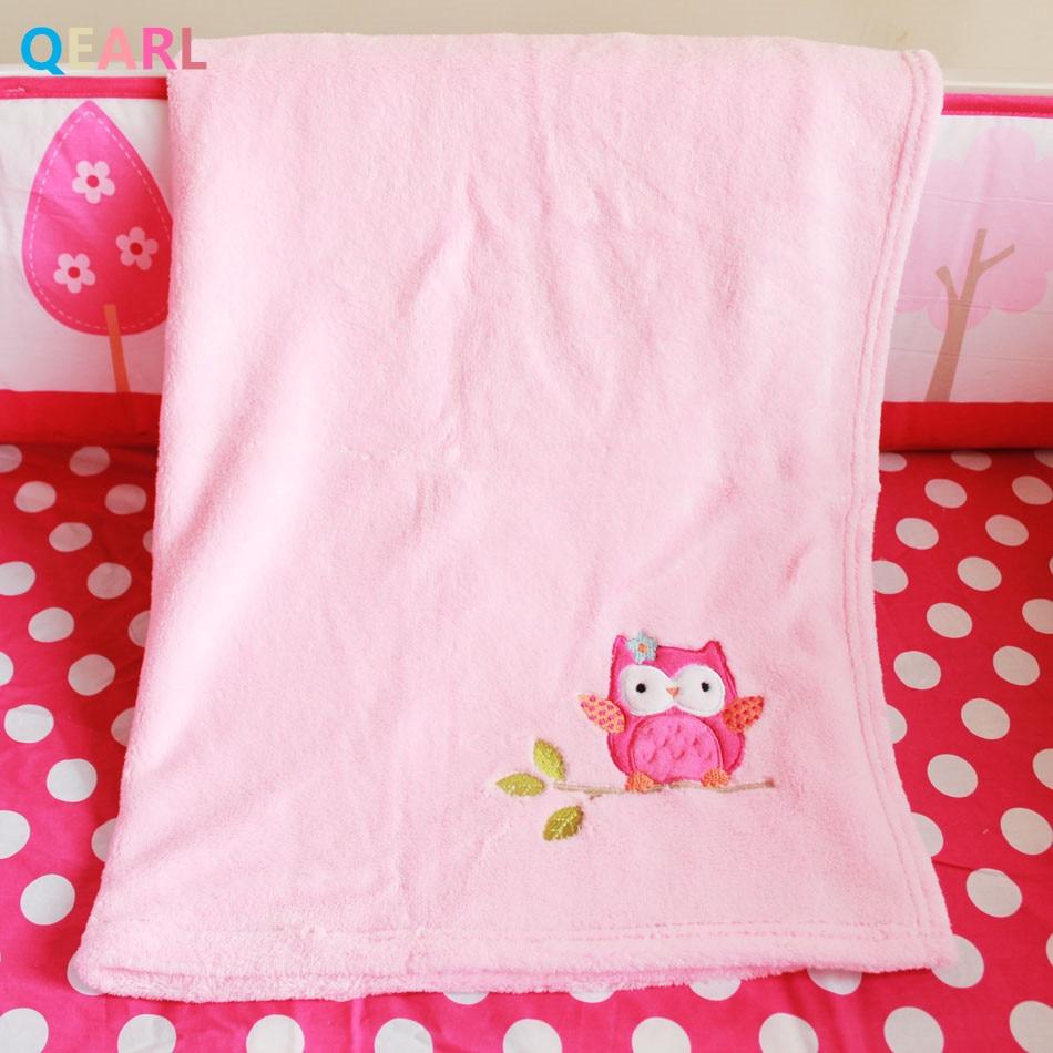 Наборы вышивки на детских одеялах