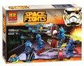 Juguetes para niños de CHINA MARCA 10365 autoblocante ladrillos Compatibles con Lego 75088 Commando enate Troopers