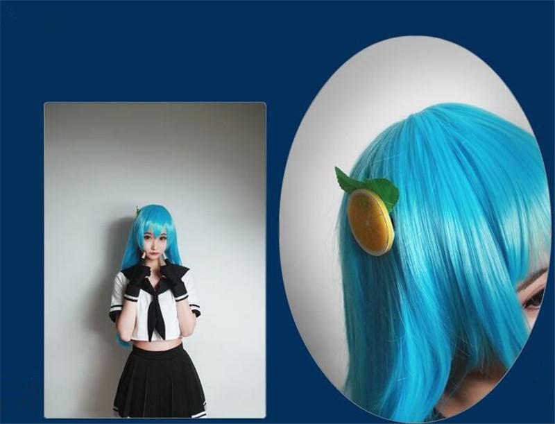Аниме косплей Aotu с париком