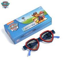 Paw Patrol-gafas polarizadas 3D para niños, lentes polarizadas para cine en casa de bebé, Universal, pasivo, redondo, luz polarizada, juguete de protección para ojos