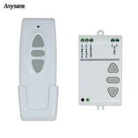Universal-fernbedienung controller manuelle schalter für projektor bildschirm 433 mhz wireless remote radio home automation