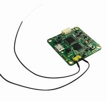 Original Frsky XMPF3E FPV quadcopter drone accessories F3 flight control board built-in F3E and XM + receiver module