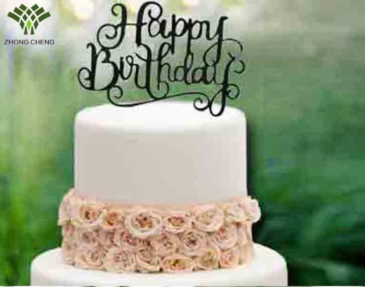 Miraculous 2017 Hot Birthdaycake Topper Arcylic Personalized Girl Picks Stand Funny Birthday Cards Online Alyptdamsfinfo
