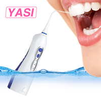 YASI FL V8 Electric Dental Water Flosser Rechargeable Portable Oral Irrigator Water Flosser Portable Irrigator Dental