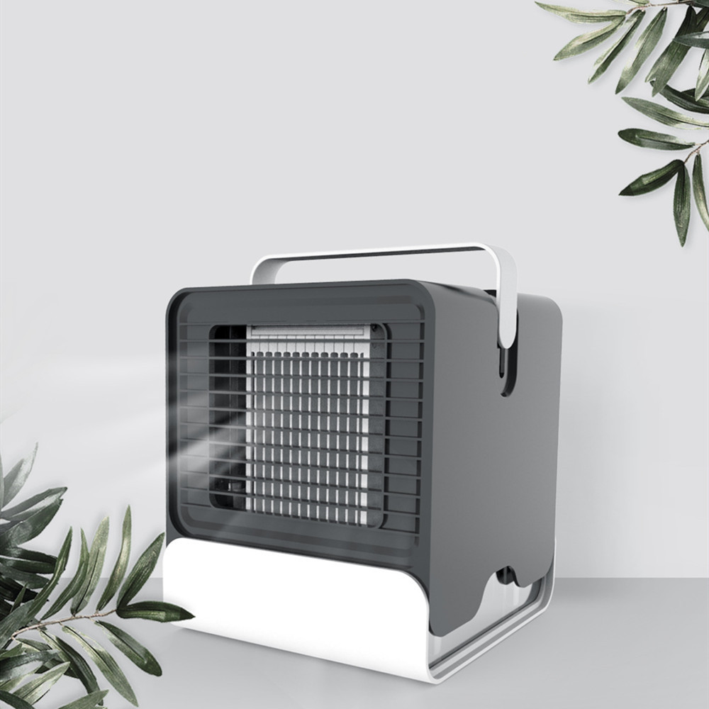 mini air conditioner fan Personal Evaporative portable USB Air Cooler The Quick Easy Way to Cool Any Space Home Office Desk