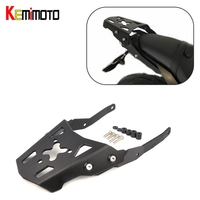 KEMiMOTO For YAMAHA MT 10 MT10 MT 10 2016 2017 Motorcycle Accessories Rear Carrier Luggage Rack