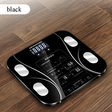 BEEMSK PRO Body fat scale LED Display fat weighing Intelligent body composition analysis health Bathroom Balance Bluetooth APP