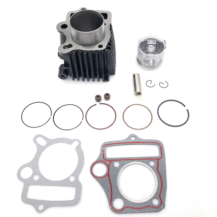 Image 3 - Cylinder Piston Gaskets Kit For HONDA ATC70 CT70 C70 TRX70 CRF70 CRF70F DAX70 ST70 XR70 70CC 72CM3-in Engines from Automobiles & Motorcycles
