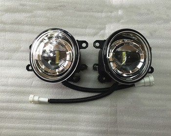 eOsuns LED DRL daytime running light fog lamp front bumper light  for Toyota Camry RAV4 Corolla REIZ 2008-2013