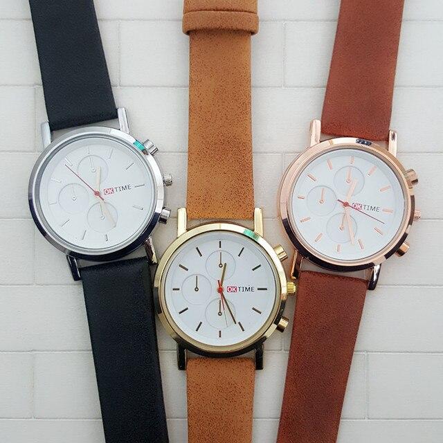 2016 Hot Brand Unisex Watches Luxury Quartz Watch Fashion Casual Business Watch