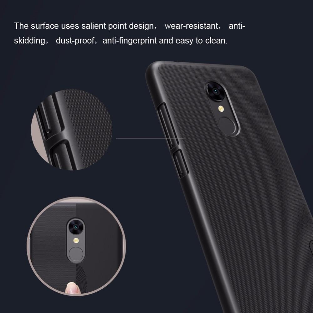 Xiaomi redmi- ի համար 5 դեպքում xiaomi redmi 4 Cover - Բջջային հեռախոսի պարագաներ և պահեստամասեր - Լուսանկար 2