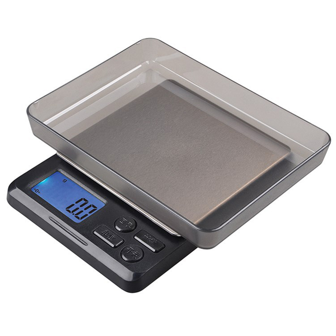 New precision jewelry scales scales 1000g for 0 1g kitchen scales