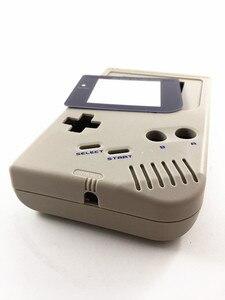 Image 4 - סט מלא קלאסי דיור פגז מקרה כיסוי Repairt חלקים עבור Gameboy GB קונסולת משחקים עבור GBO DMG GBP עם כפתורים בורג נהגים