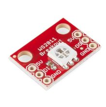 10pcs New WS2812 RGB LED Breakout module For arduino