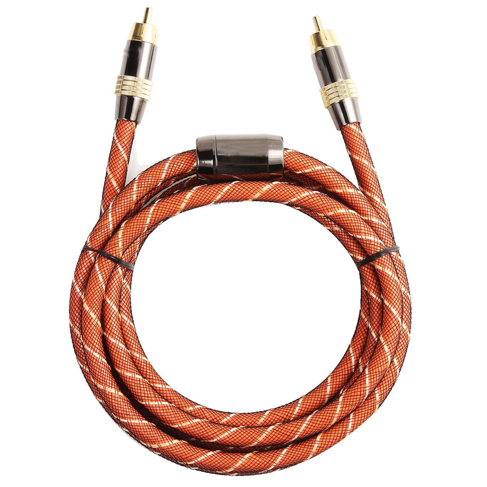 EMK TZ/A Orange Coaxial coaxial line audio Digital coaxial ...