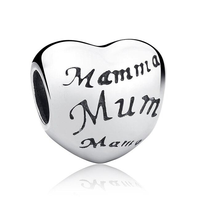 pandora charms mamá