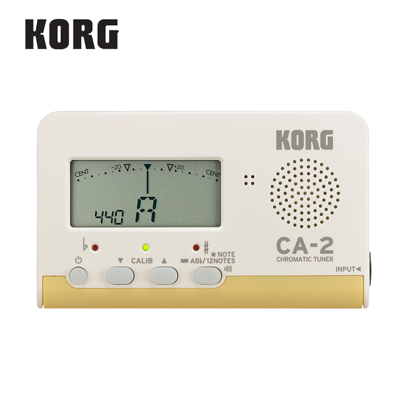 korg ca2 compact chromatic tuner bass saxophone violin flute tuner universal tuner ideal for. Black Bedroom Furniture Sets. Home Design Ideas