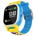 Новый Tencent QQ WatchGPS Tracker Часы Для Детей SOS Аварийного анти Потерял Умный Мобильный Телефон App Браслет Браслет Для Android iOS