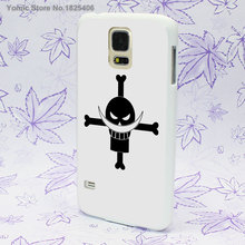 One Piece Hard White Case Cover for Samsung