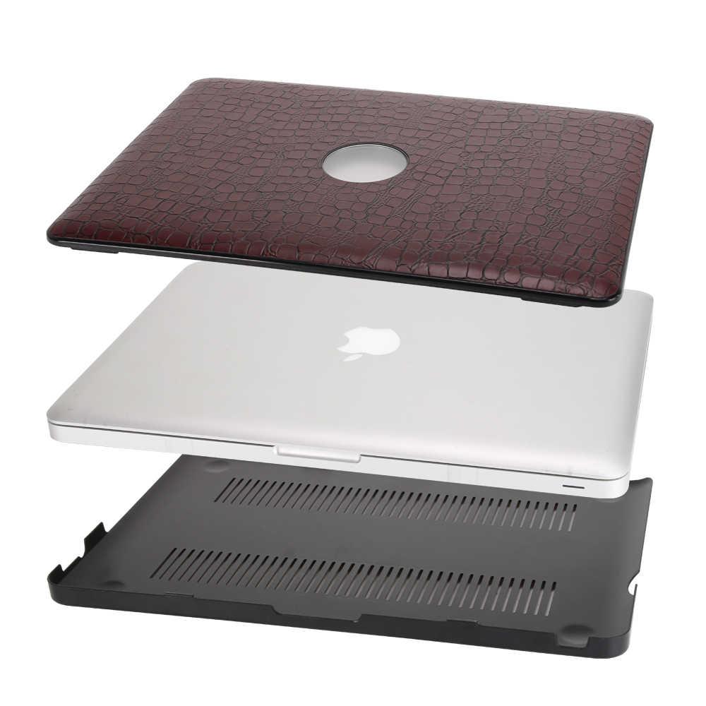 غطاء ل ماك بوك برو 13.3 حالة ، بو الجلود غطاء ذكي الكمبيوتر المحمول جراب للماك بوك برو 13.3 بوصة A1278