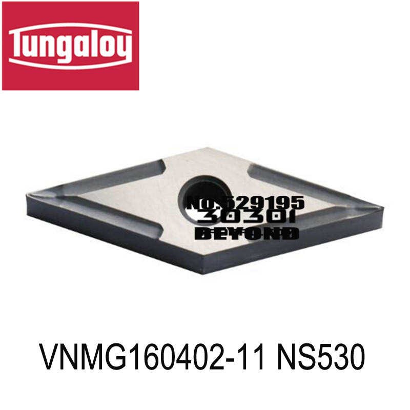 VNMG160402 11 NS530 VNMG160404 11 NS530 turning insert original tungaloy tungsten carbide insert VNMG160402 VNMG160404