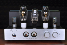 Music-hall Dernière AIQIN PSVANE 300B HiFi Stéréo Tube Amplificateur Pur Classe Un Single-ended AMP 9 W * 2 Main Échafaudages Amp