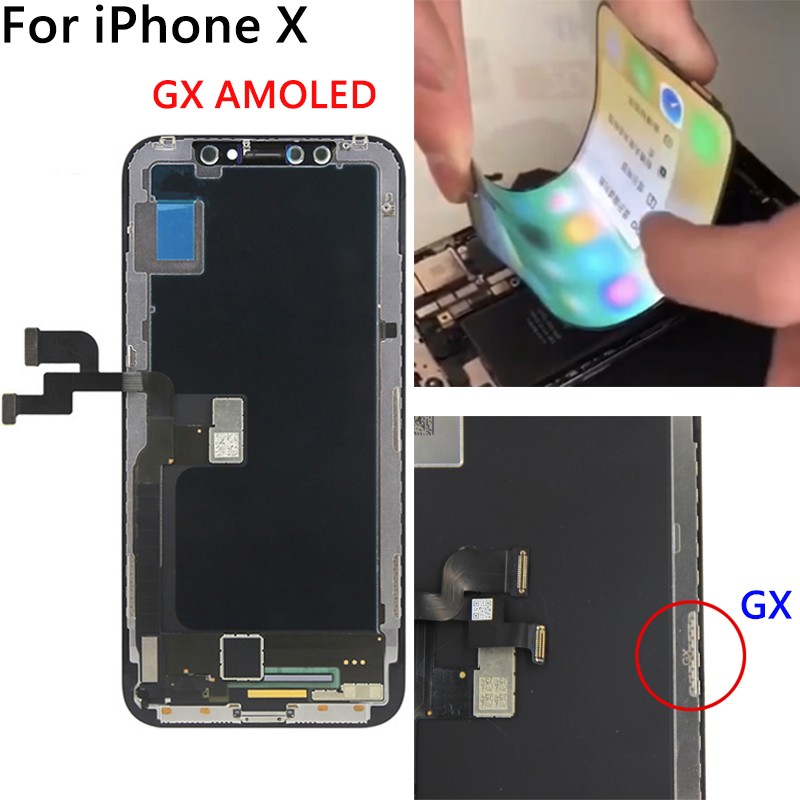 iPhone X OLED 新店主图