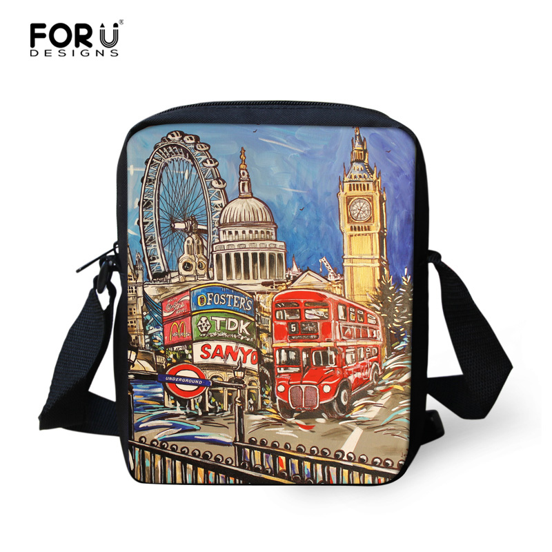 Buy Vintage Style London Print Women