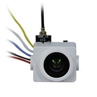 V2 5.8G 48CH 25MW 700TVL Mini AIO 12 degree Wide Angle Camera VTX with IPEX Antenna for FPV Racing Drone RC quadrocopter Parts
