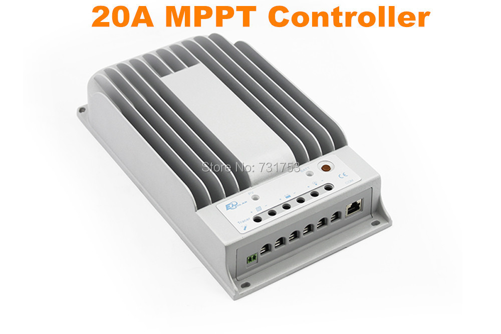 20A 12V 24V New Tracer 2215BN 20 amps MPPT Solar Charge Controller Boost Float Low Charging voltage adjustable PC Connect Work 600w mppt power supply module dc 12 90v to 24v 36v 48v 60v 72v adjustable voltage regulator solar controller boost adapter