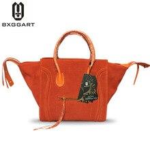 Geniune Leather Luxury Handbags Women Bags Designer Sac a Main Femme De Marque Bolsa Feminina Bolsas Bolsos Mujer New Smiley bag