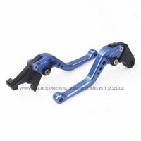 Cnc embrague y palanca de freno mango bar para CB400 VTEC 02-08 RR CBR600 F2 F3 F4 91-07 azul