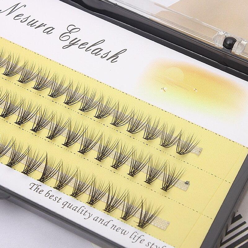 f2335ba590e False Eyelashes 0.07 C 10D Wave Individual Eyelash Extension of Mink Black  Soft Women