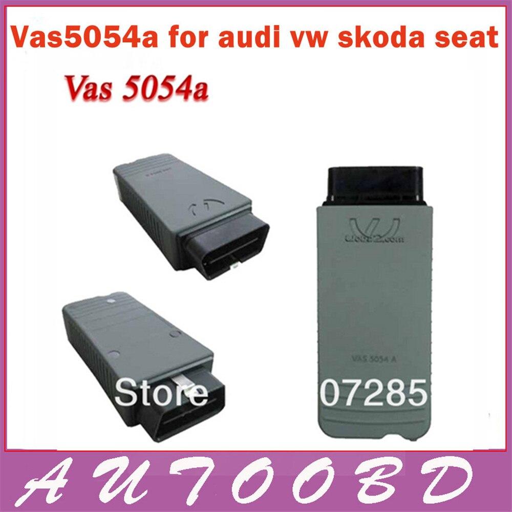 ФОТО 2016 Quality A++bluetooth function vas 5054a V19 version VAS5054 VW vas 5054 Bluetooth for VW A-UD1 skoda seat DIAGNOSTIC TOOL