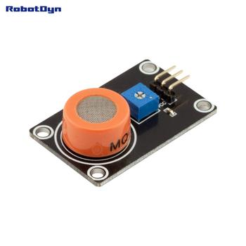 Alcohol gas Sensor - MQ-3 (standard) competable for Arduino sensor by Robotdyn Original image